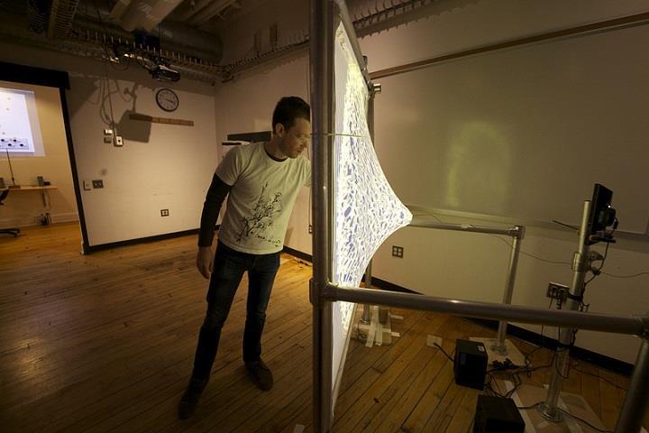 Aaron Sherwood - firewall installation