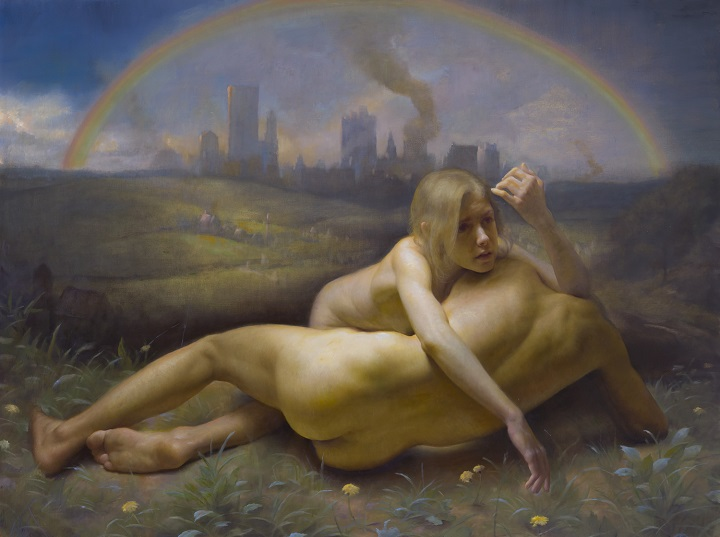 Adam Miller - a couple over the rainbow