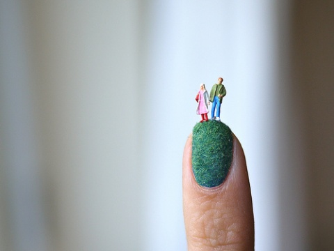 Alice Bartlett - 3D nail