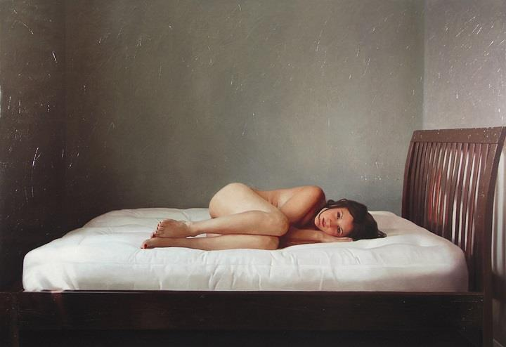 Alyssa Monks - bed