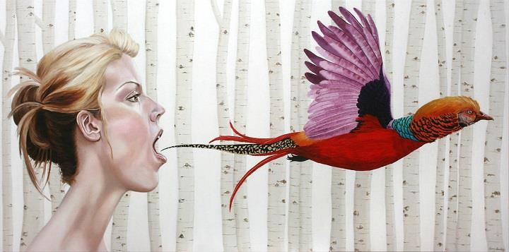 Amy Guidry - Photorealism and Surreal Composition
