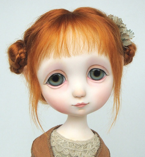Ana Salvador Art Dolls 1