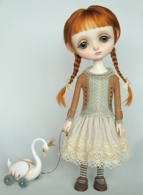 Ana Salvador Art Dolls 6