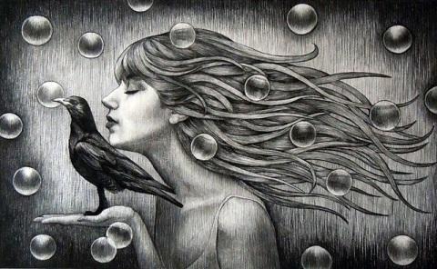 Anastasia Alexandrin Drawings 5