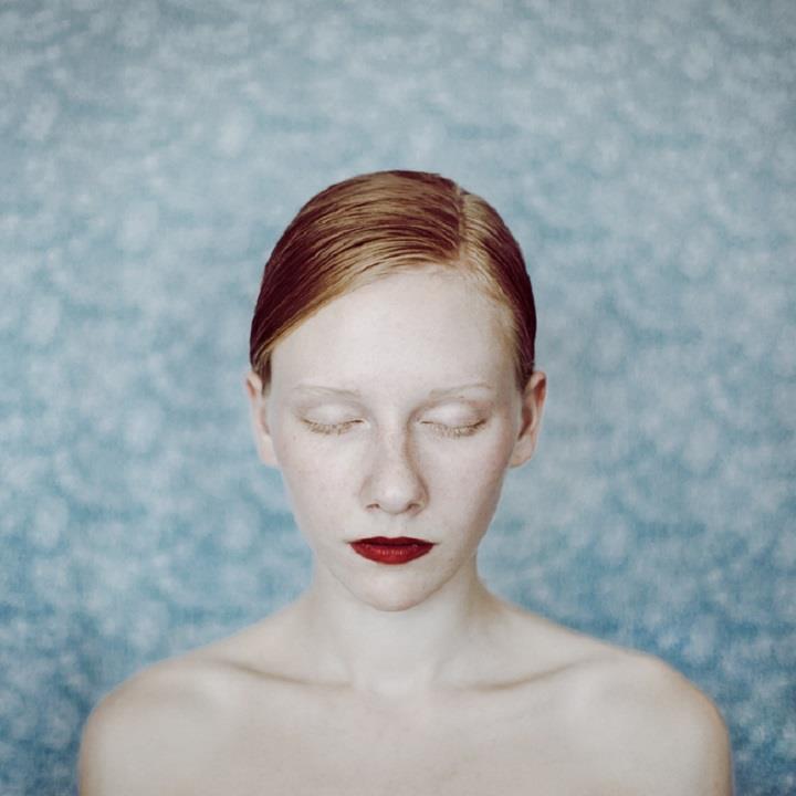 Andrea Hübner - red lips