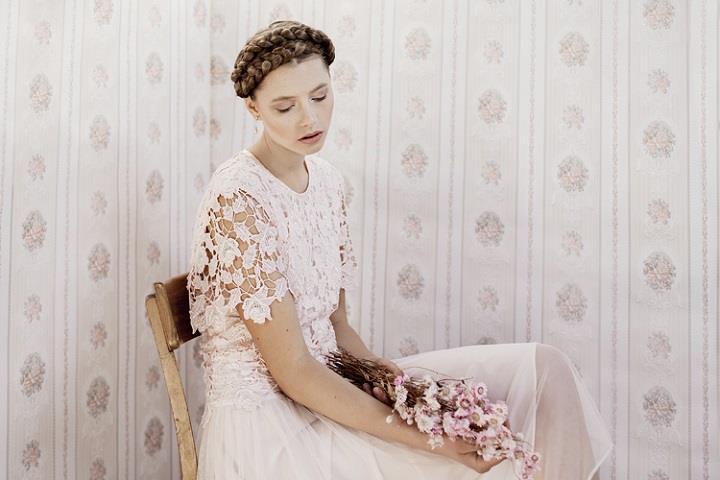 Andrea Hübner - white dress