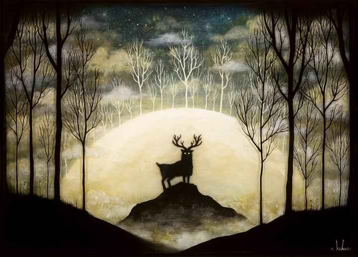 Andy Kehoe - a painting