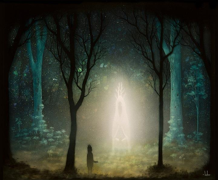 Andy Kehoe - forest soul