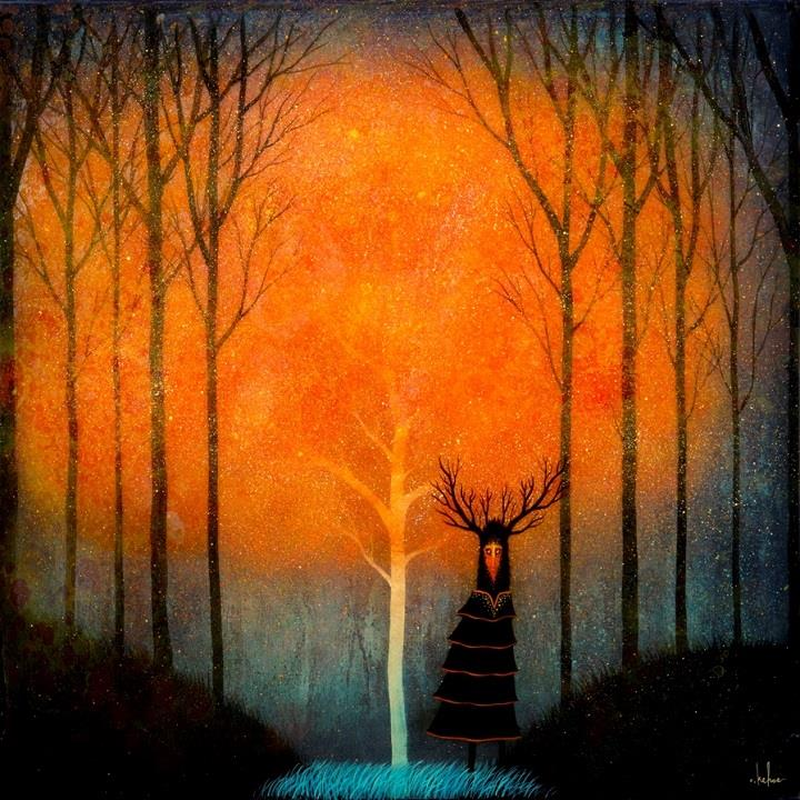 Andy Kehoe - forest