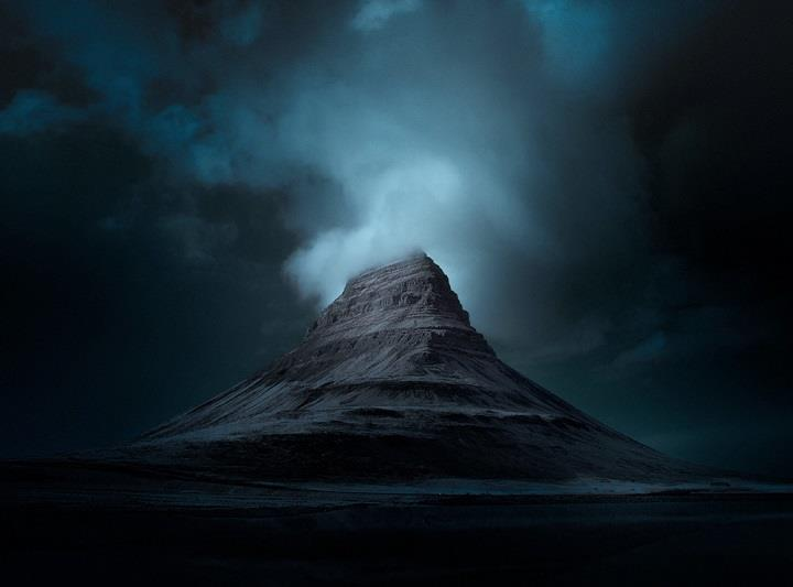 Andy Lee - Blue Iceland