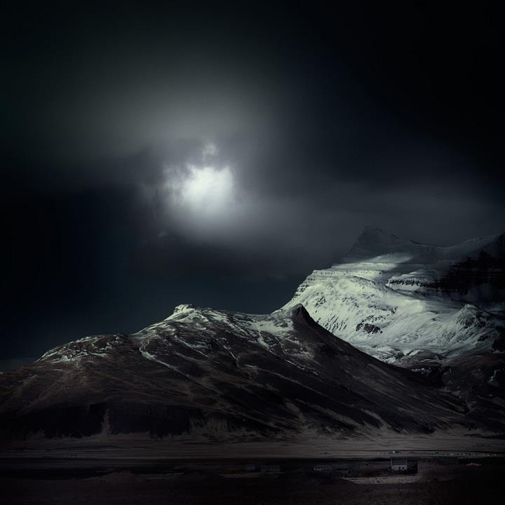 Andy Lee - lonely house