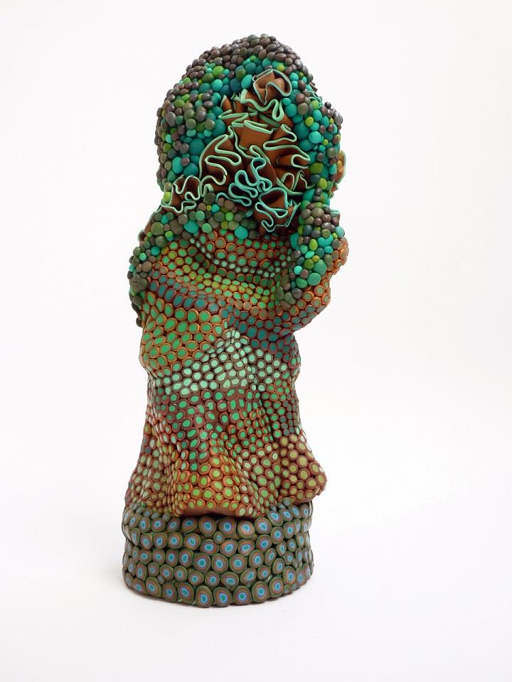Angelika Arendt - biomorphic sculpture
