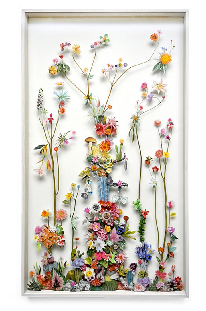 Anne Ten Donkelaar - Flower Constructions6