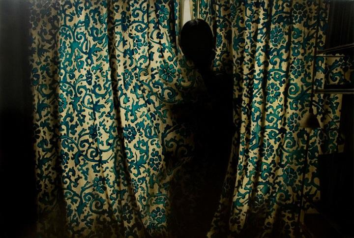 Antonio Santin - curtains