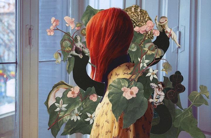 Ashkan Honarvar - red hair
