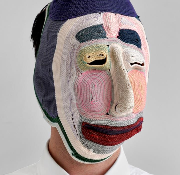 Bertjan Pot - Handcrafted Rope Masks