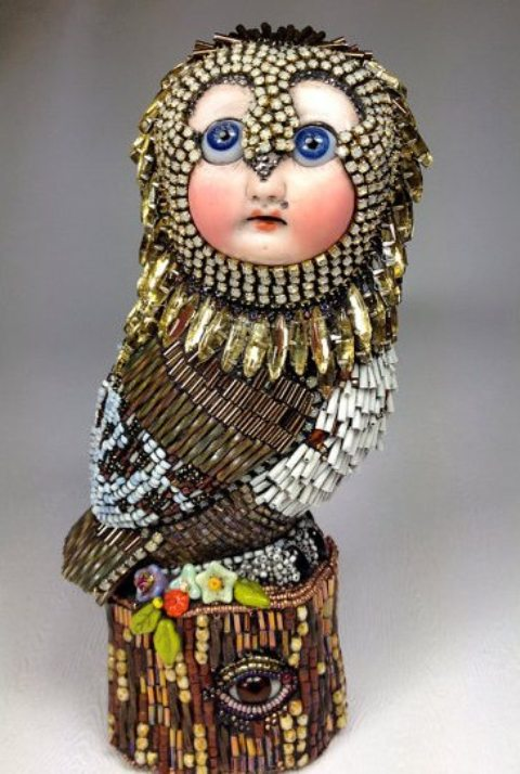 Betsy Youngquist - Owl