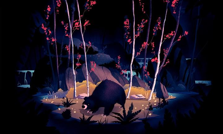 Brian Miller - bear