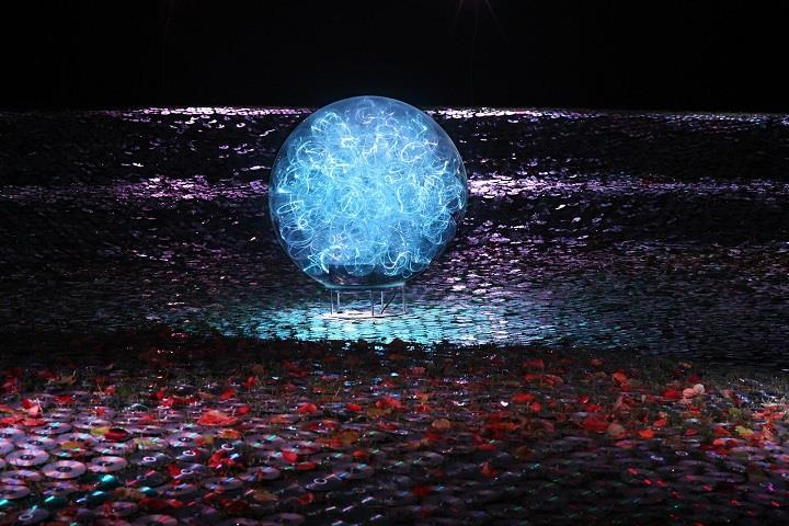 Bruce Munro - blue moon