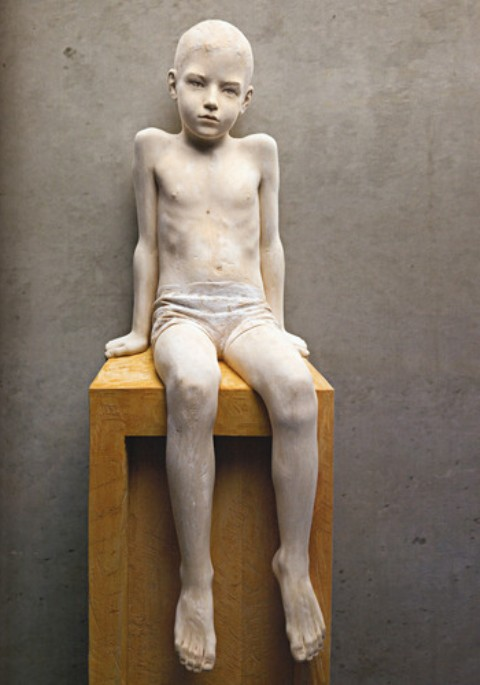 Bruno Walpoth Sculpture 2