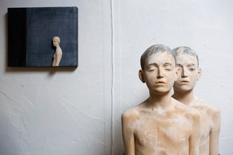 Bruno Walpoth Sculpture 3
