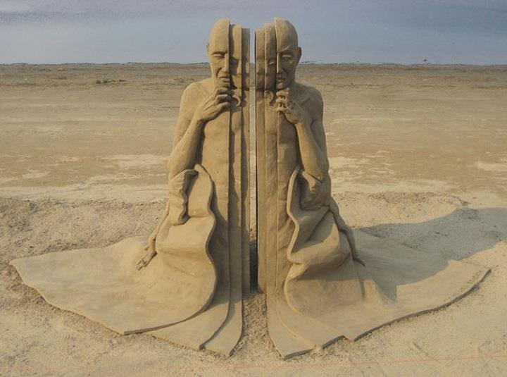 Carl Jara - Incredible Sand Sculptures