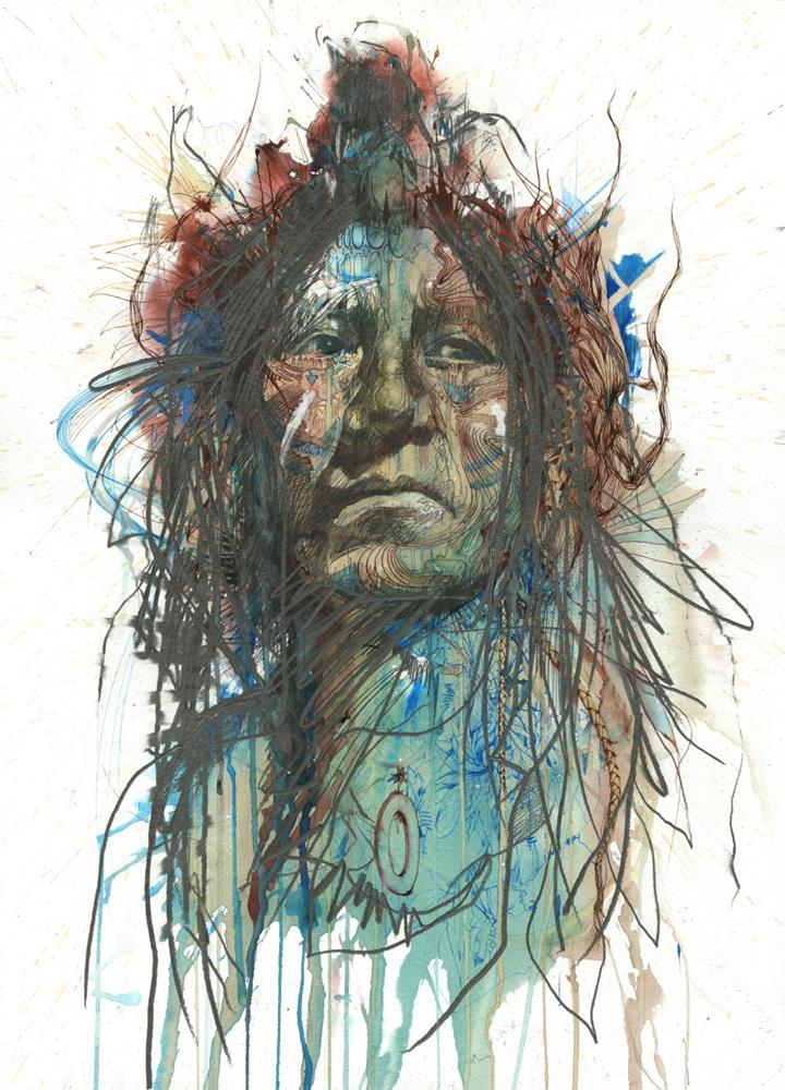 Carne Griffiths - wild_frontier
