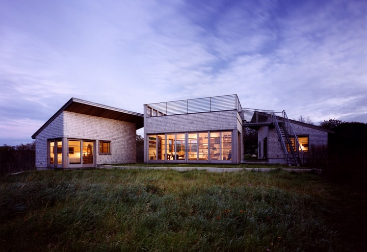 Charles Rose Architects - Sculptural and Poetic