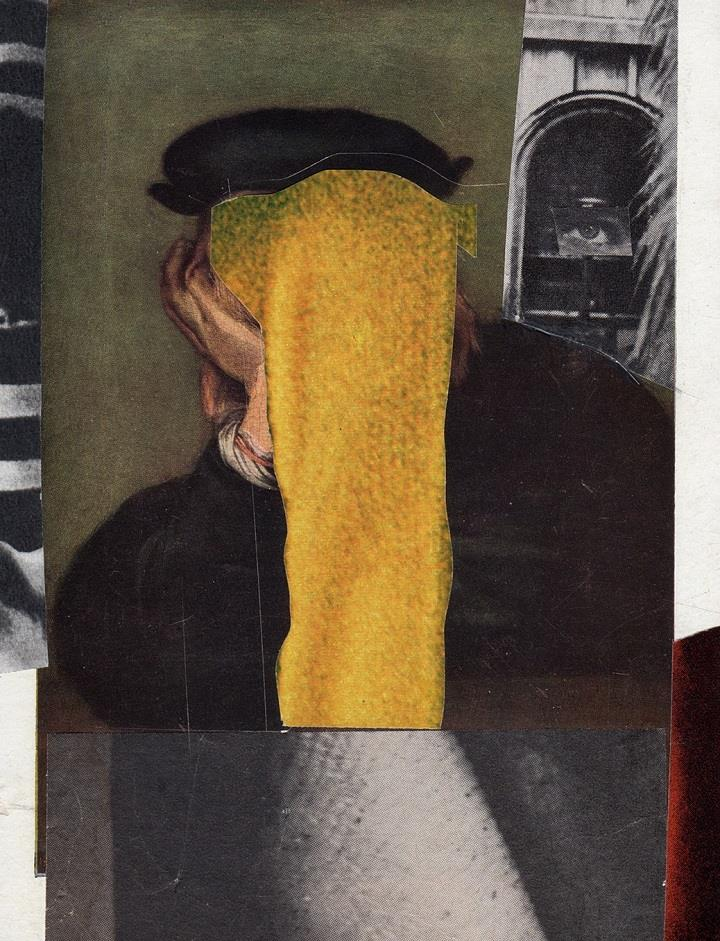 Charles Wilkin - collage