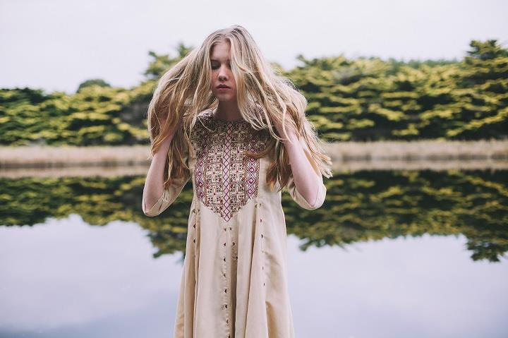 Claire Alice Young - lake dress
