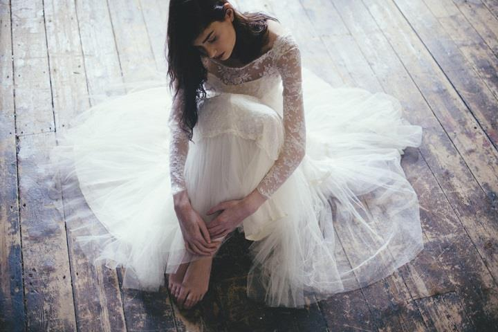 Claire Alice Young - white dress