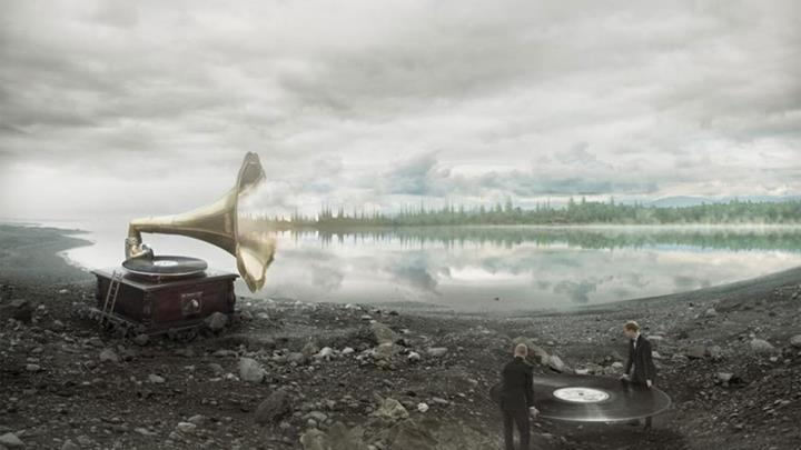 Erik Johansson - Photo Manipulation