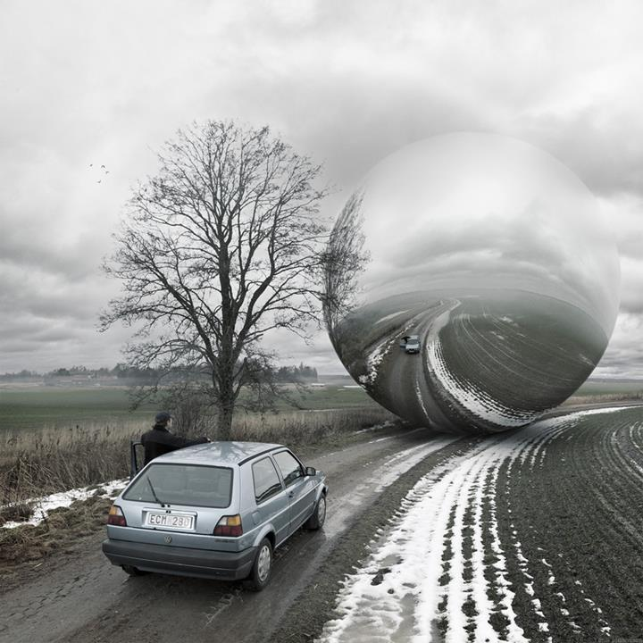 Erik Johansson - chrome
