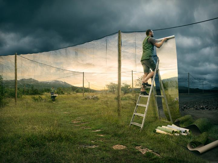 Erik Johansson - untitled