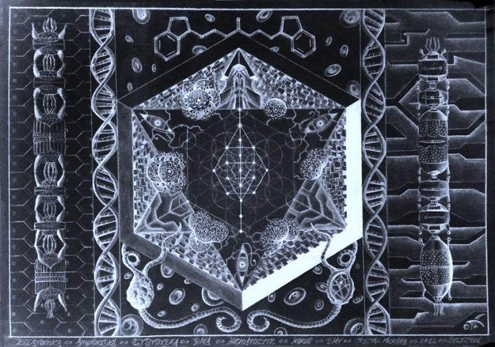 Fransis Morgan Burthem - Sacred Geometry