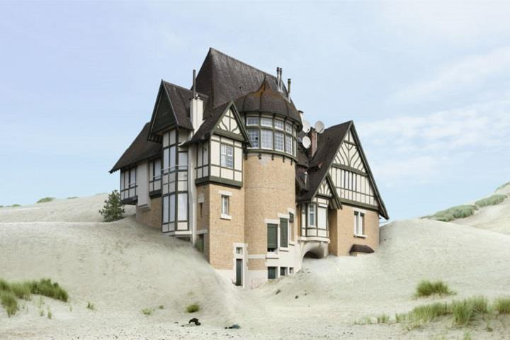 Filip Dujardin - Fictional Architecture
