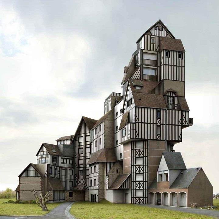 Filip Dujardin - high house