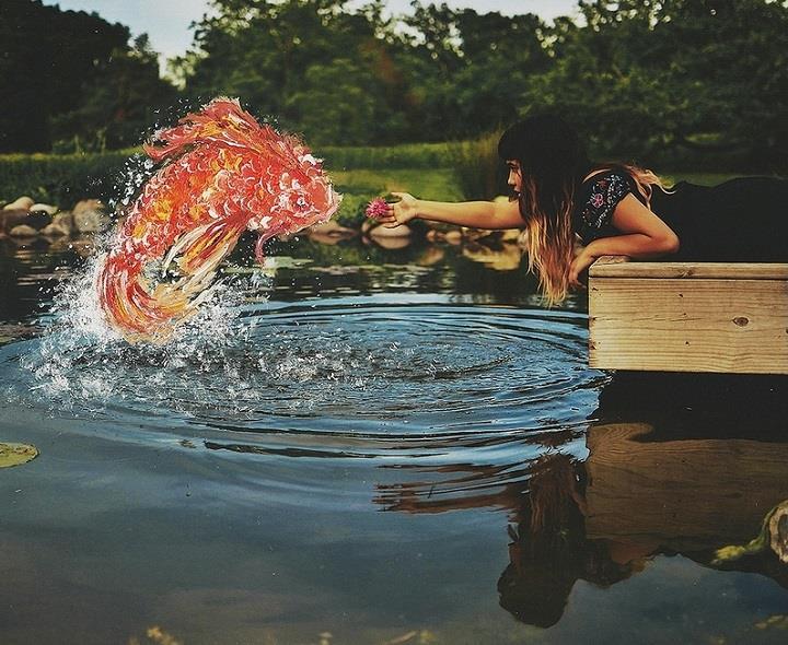 Glenda Lissette - fish