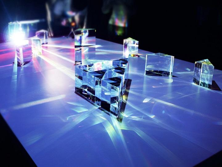 Harald Haraldsson - prism crystal