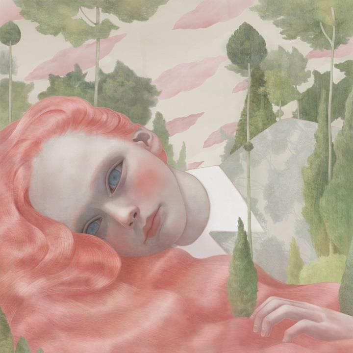 Hsiao-Ron Cheng - Creepy Digital Art
