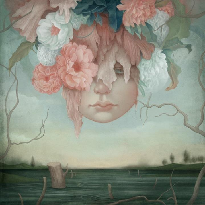 Hsiao Ron Cheng - floral