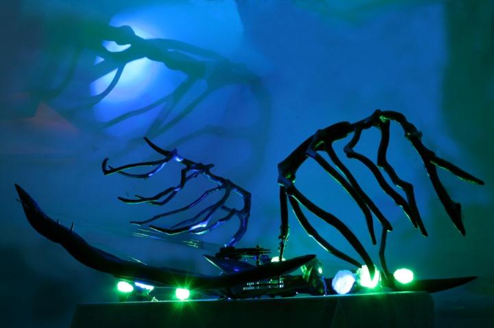 Jack Sawbridge - lights