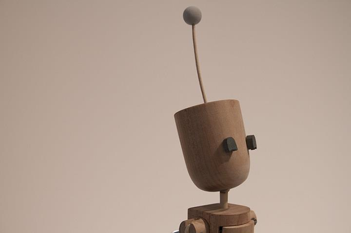 Jackie Cadiente - robot
