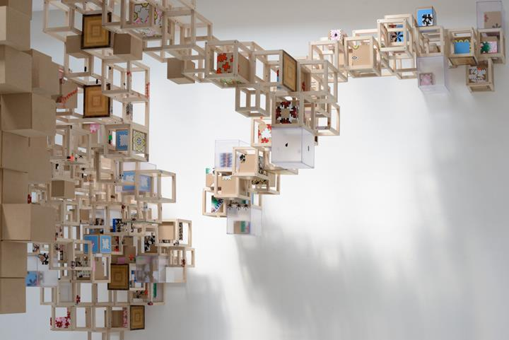Jacob Hashimoto - Never Comes Tomorrow 3