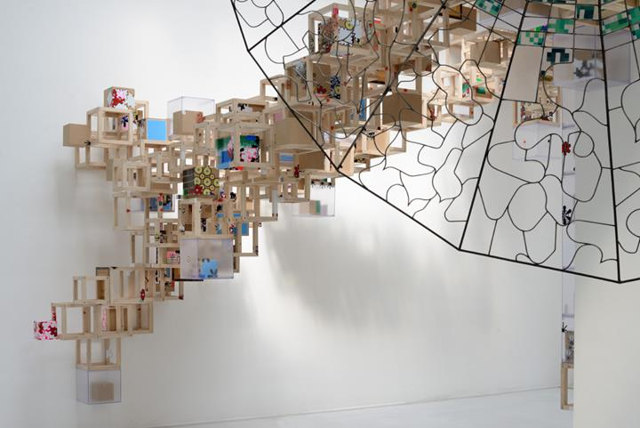 Jacob Hashimoto - Never Comes Tomorrow 5
