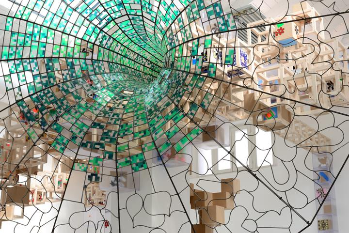 Jacob Hashimoto - Never Comes Tomorrow 6