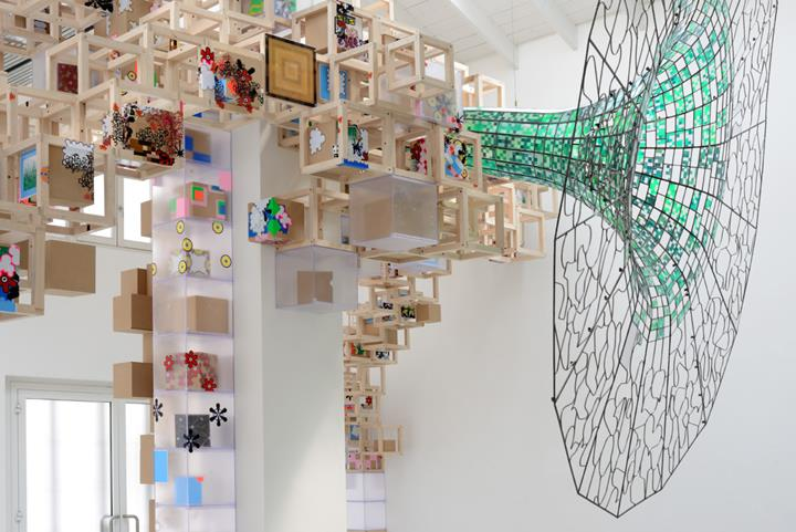 Jacob Hashimoto - Never Comes Tomorrow 7