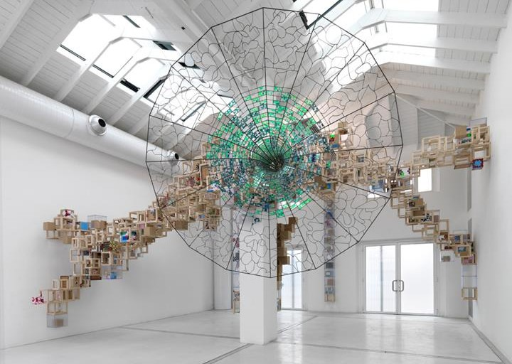 Jacob Hashimoto - Never Comes Tomorrow