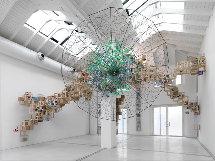 Jacob Hashimoto - Never Comes Tomorrow 8
