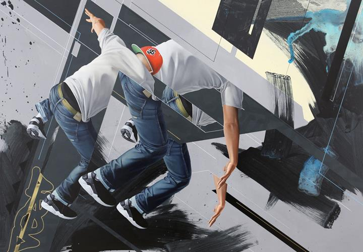James Bullough - Step Into